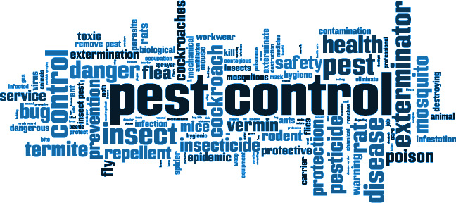 pest control words